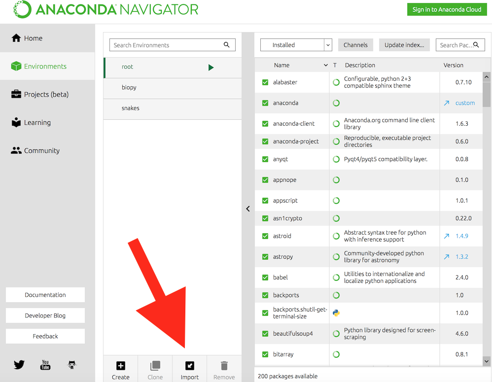 Anaconda python 3 download mac